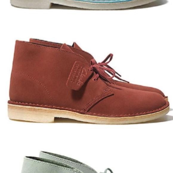de0018f87a0 Clarks Shoes | Originals Womens Desert Boot Crepe Sole | Poshmark